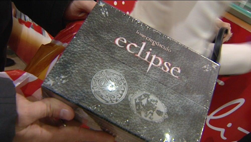 DVD de 'Eclipse'