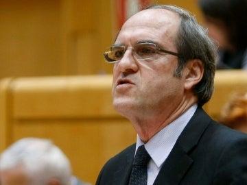 El Ministro de Educación Ángel Gabilondo