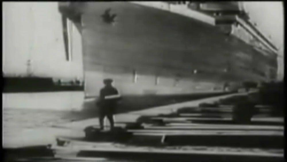 Imágenes inéditas del Titanic