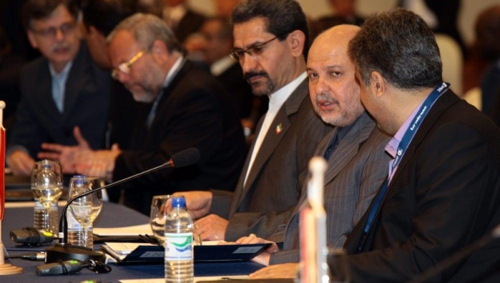 Reunión de la OPEP en Quito