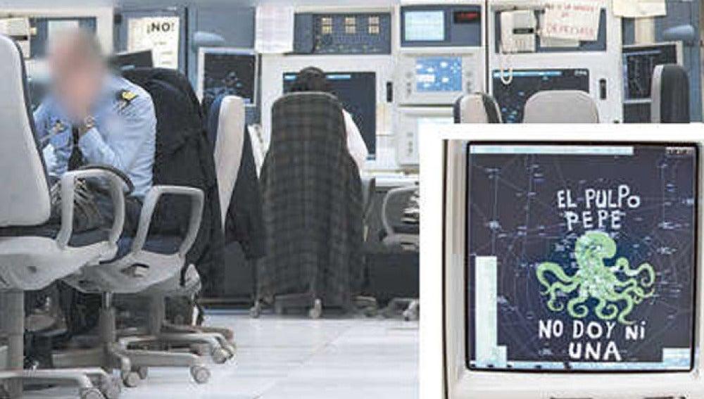 El centro de control aéreo de Torrejón de Ardoz, plagado de críticas contra el ministro de José Blanco