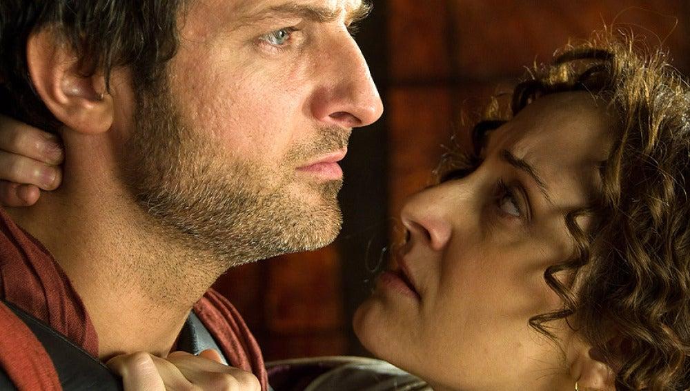 Marco y la esposa del pretor, Claudia