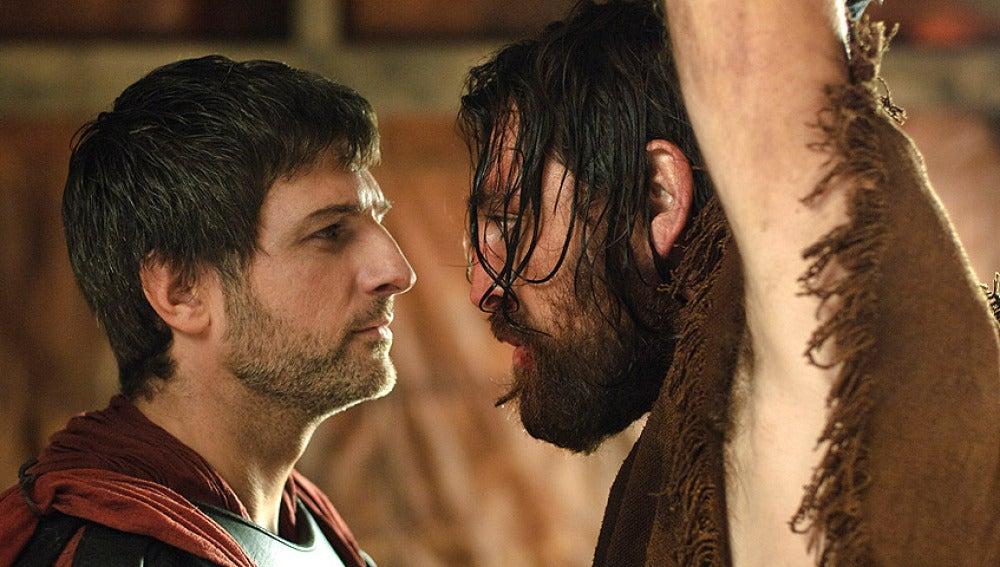 Marco y Sandro enfrentados