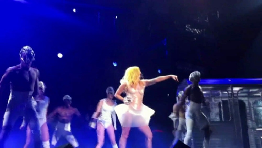 El ciclón Lady Gaga arrasa a su paso por Madrid