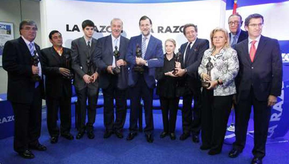 Tercera Edición de los Premios Alfonso Ussía