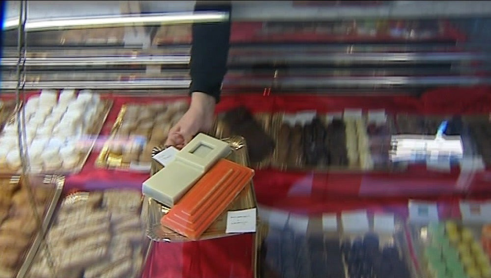 Una pastelera valenciana crea el turrón de Gin Tónic