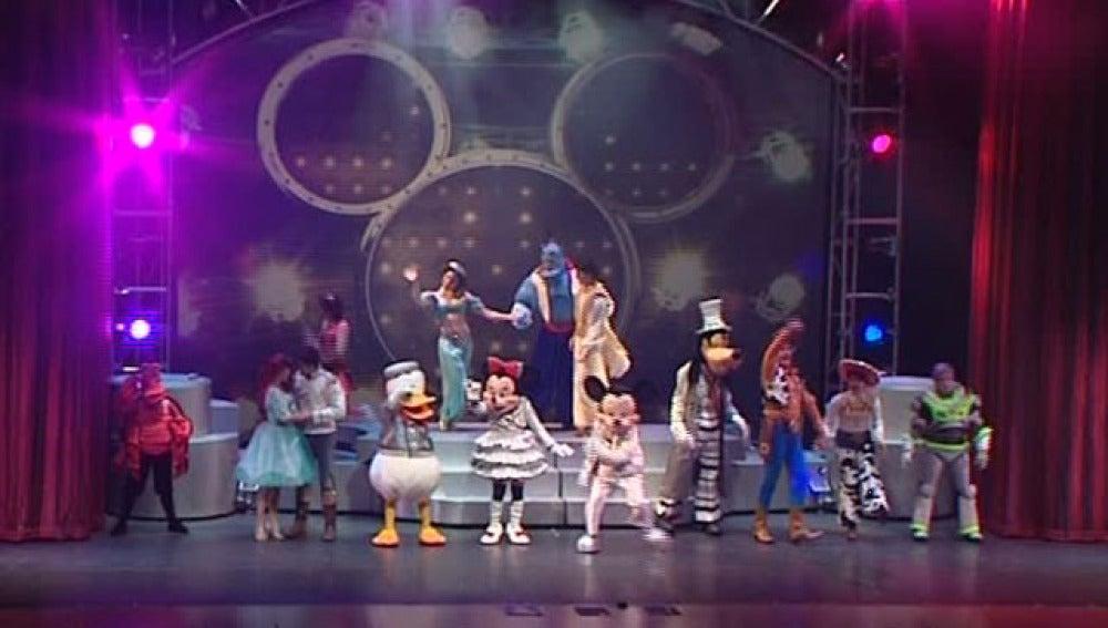 Disney llega a Madrid