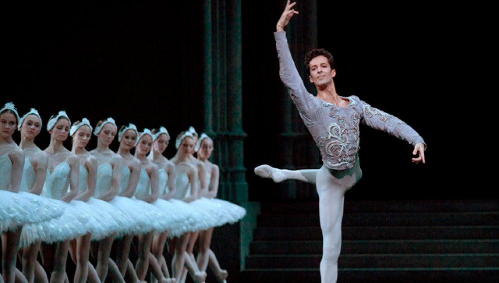 El bailarín José Carlos Martínez