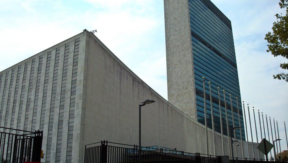 Sede central de Naciones Unidas