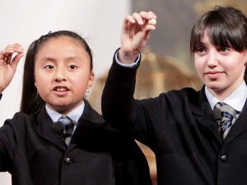 Alicia P. Rodríguez y Gessy Quisnancela han sacado los dos cuartos premios