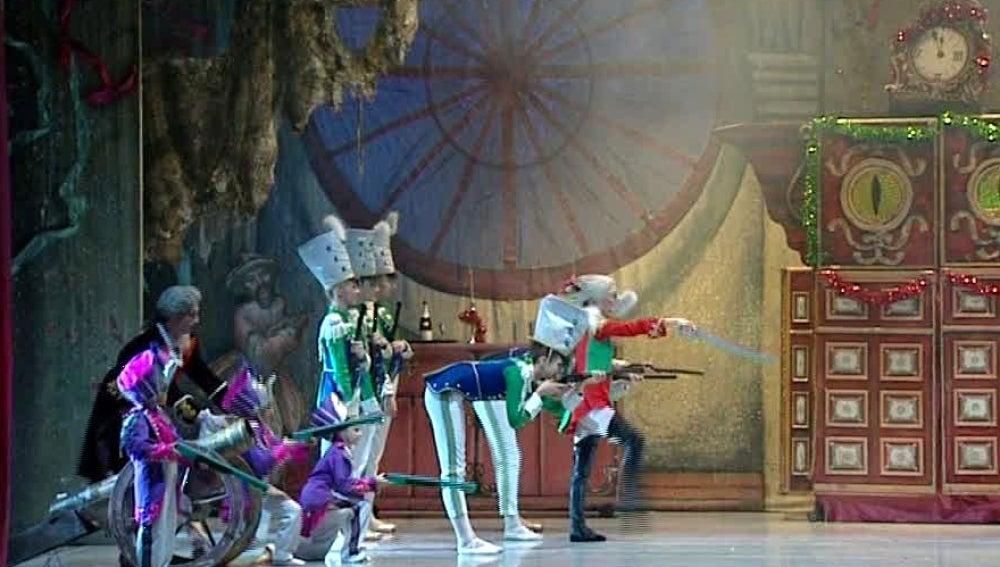 El ballet del cascanueces