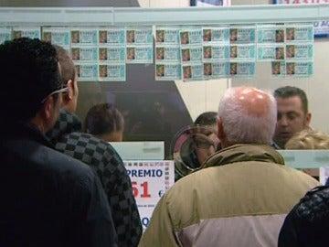 Administración de Lotería en Écija
