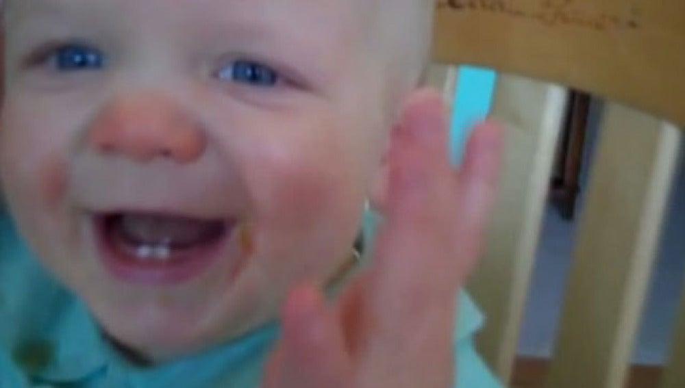 Las risas infantiles triunfan en la red
