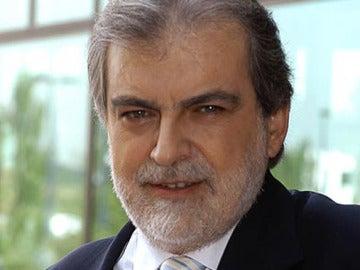 El periodista Luis Mariñas