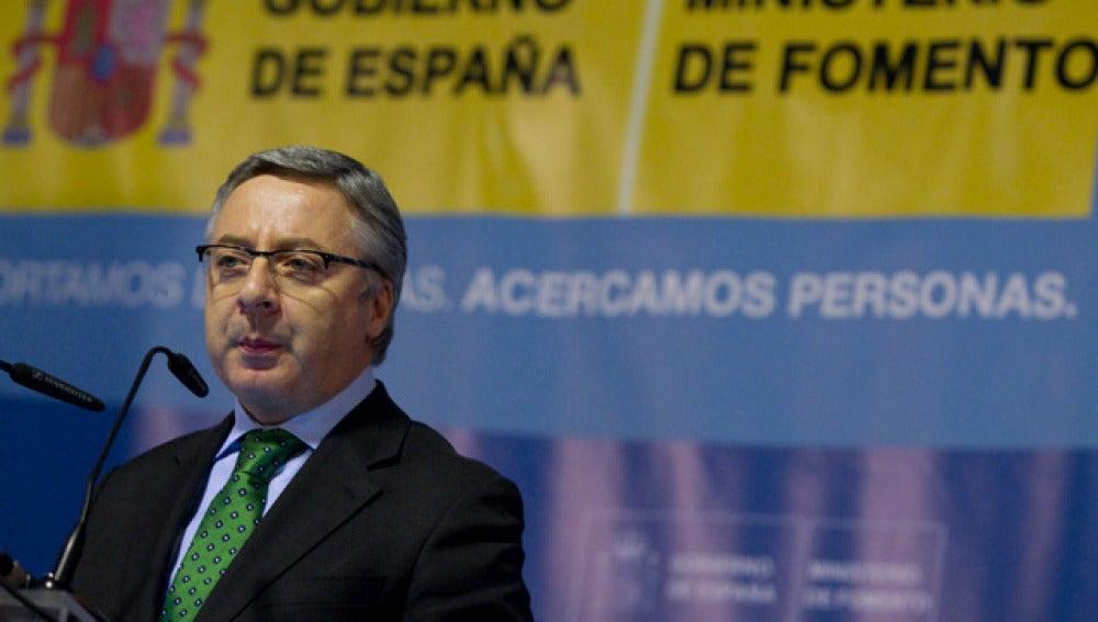 José Blanco en Málaga