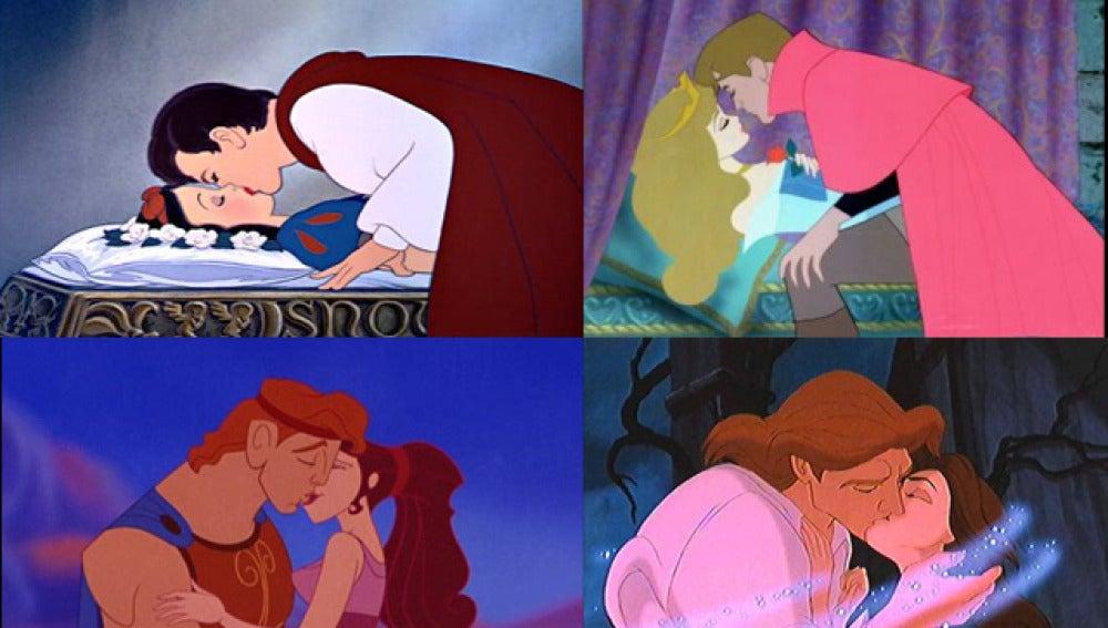 Disney y las escenas repetidas