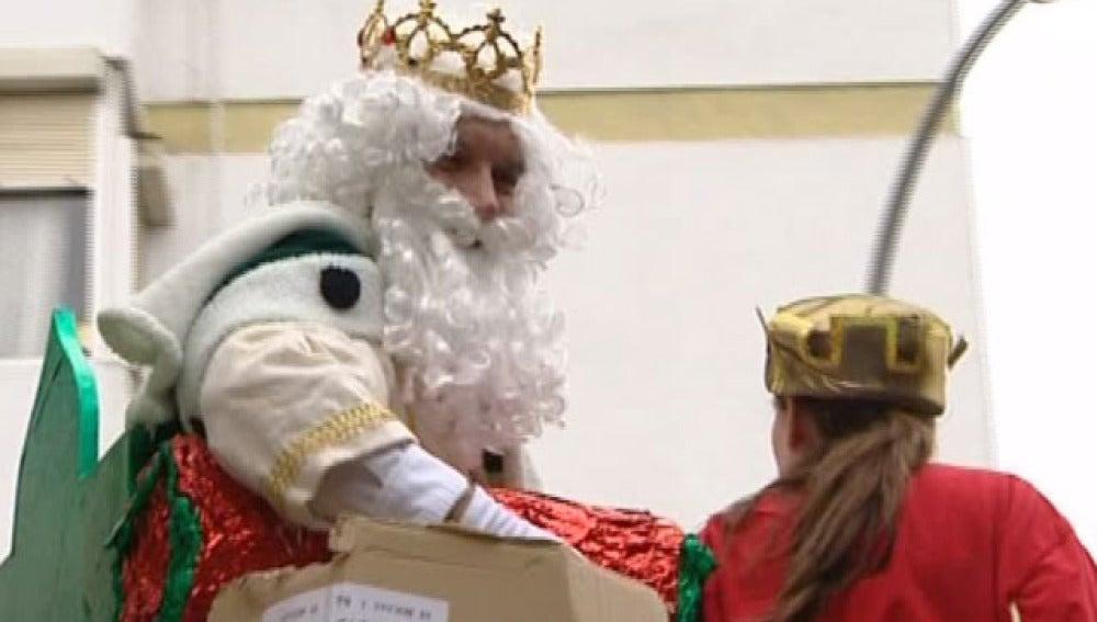 Los Reyes Magos en Sevilla