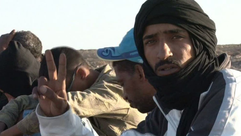 Los saharauis pedirán asilo político