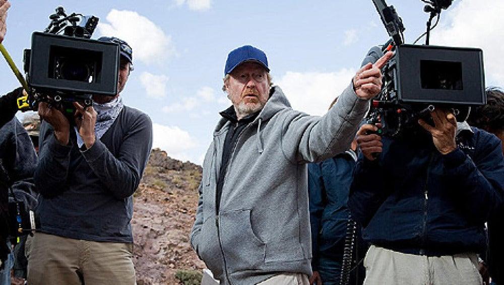 España participa en el reality universal de Ridley Scott