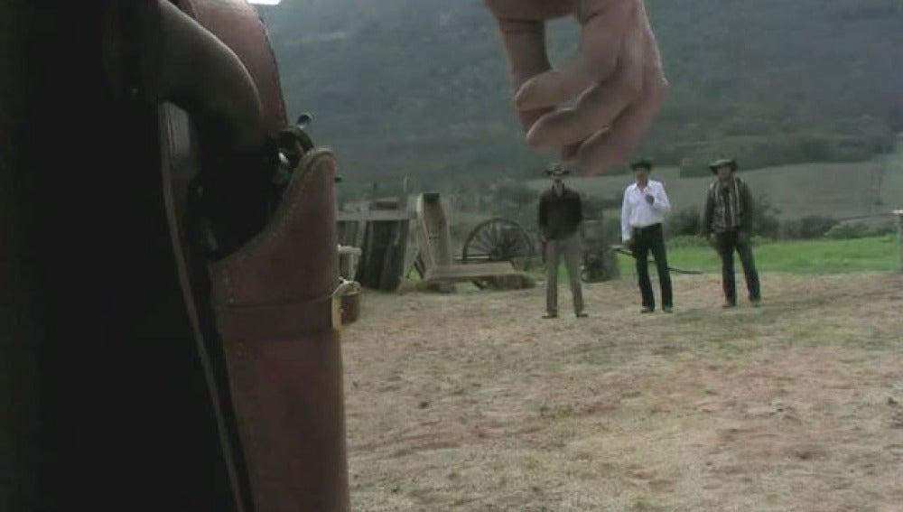 Cinco años para un western