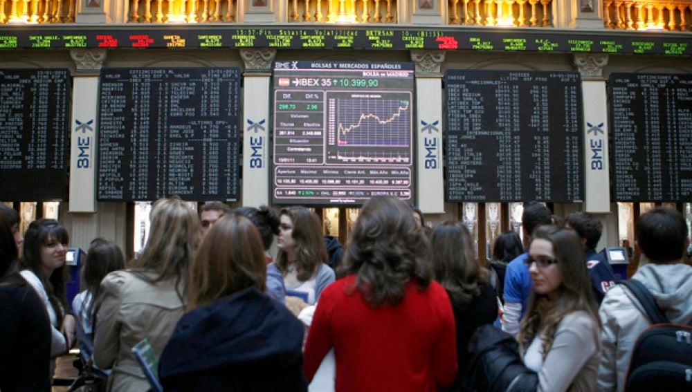 ¿Cómo se compra deuda española?