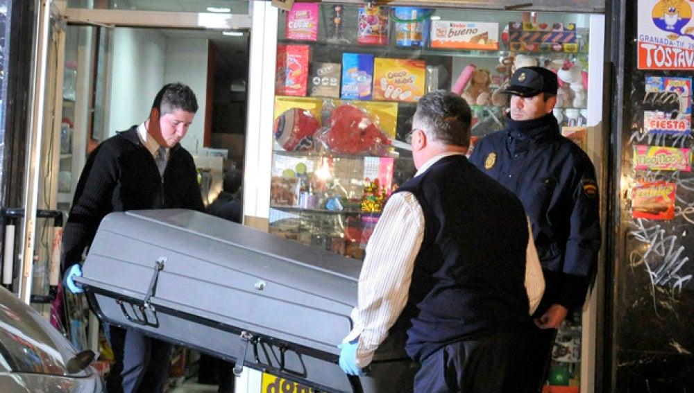 Un hombre chino mata a su pareja en Granada