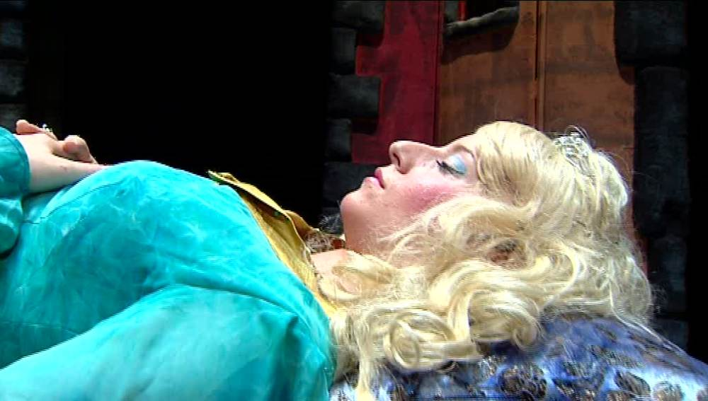 Llega a Madrid el musical ' La bella durmiente'