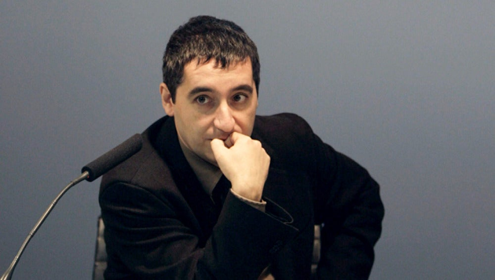 Pedro Alberto Cruz, consejero de Cultura murciano