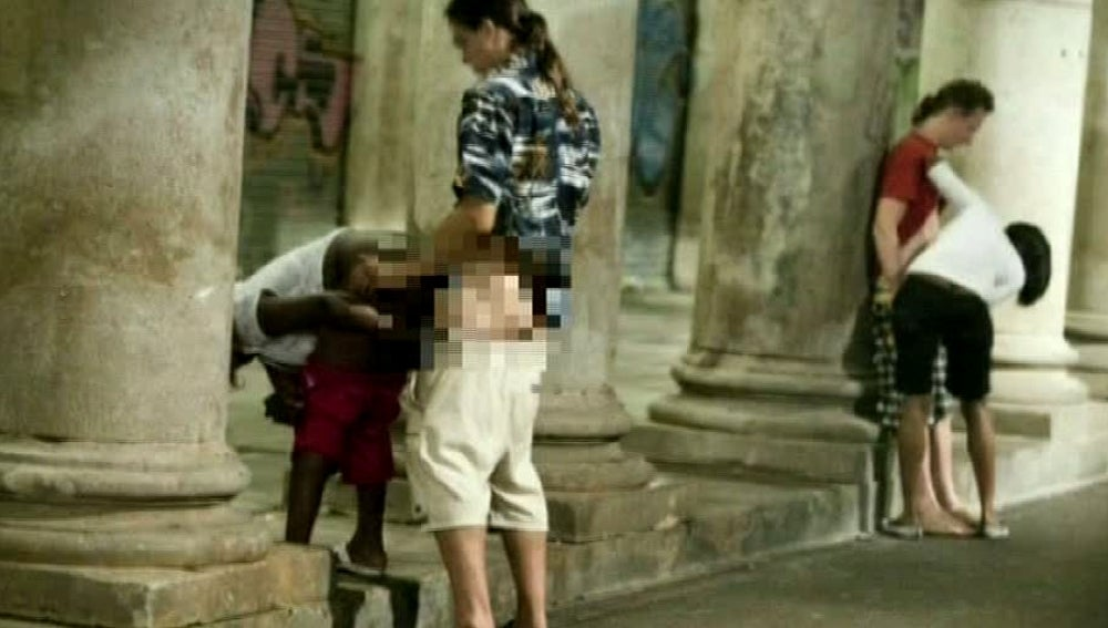 prostitutas raval barcelona videos de prostitutas en españa