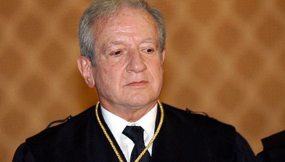 Pascual Casa, presidente del TC