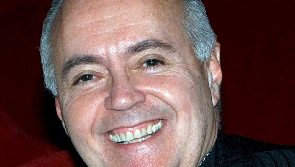 El empresario de TV, José Luis Moreno