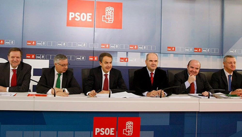 Directiva del PSOE