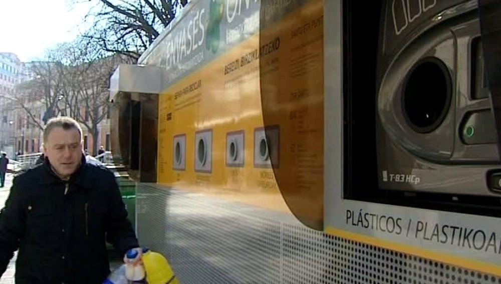 Reciclaje en Pamplona
