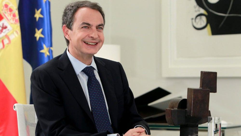 Entrevista a Zapatero