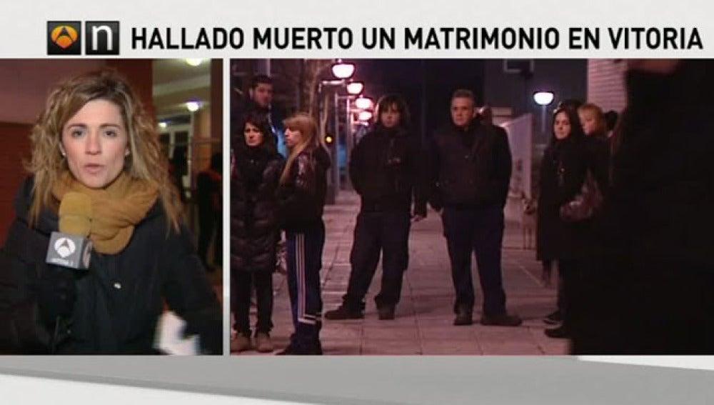 Violencia de género en Vitoria