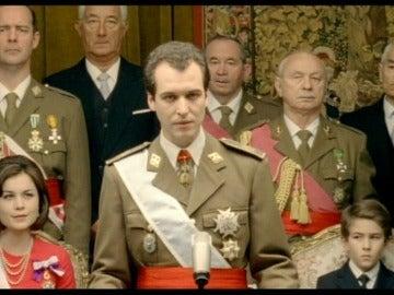 Coronación de Don Juan Carlos