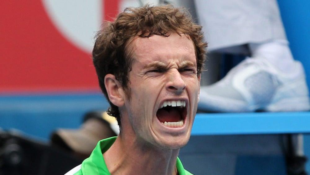 Andy Murray, tenista escocés