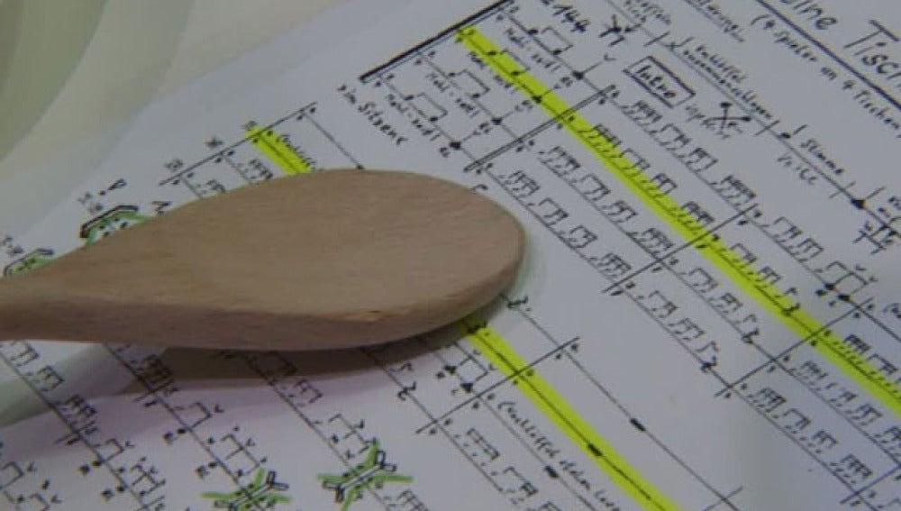 Escobas y cucharas, instrumentos musicales