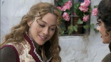 Sara le confiesa a Flor lo que siente por Miguel y Roberto