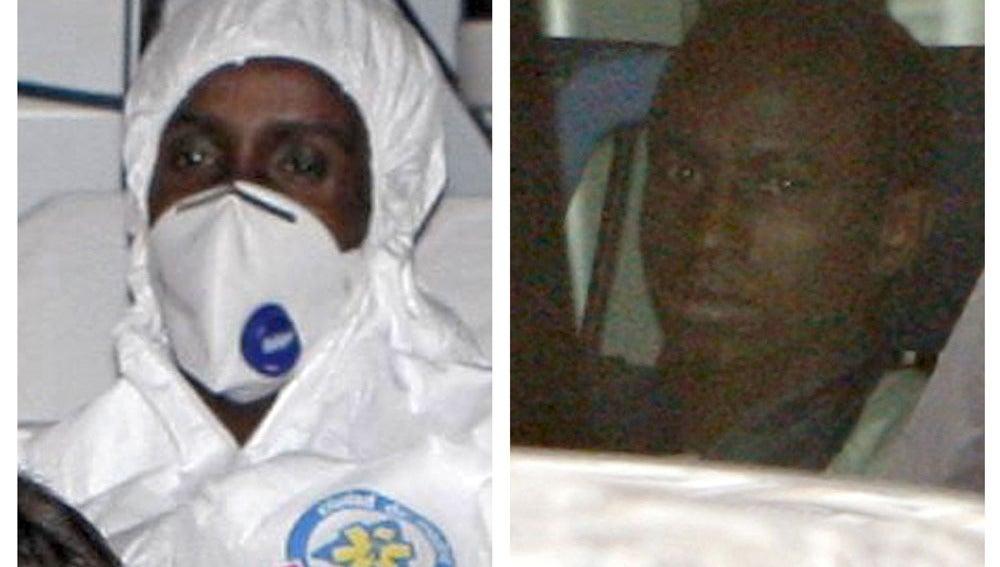 'Abdu Willy' y 'Raageggesey Adji Haman', detenidos por el secuestro