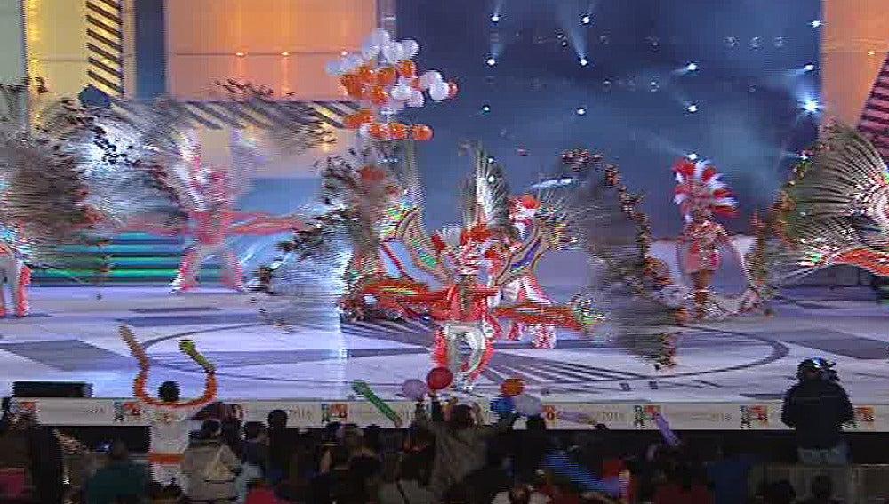 Cuenta atrás para el carnaval de Las Palmas