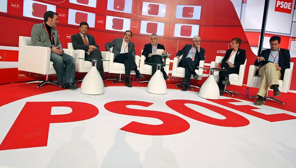 Convención autonómica del PSOE