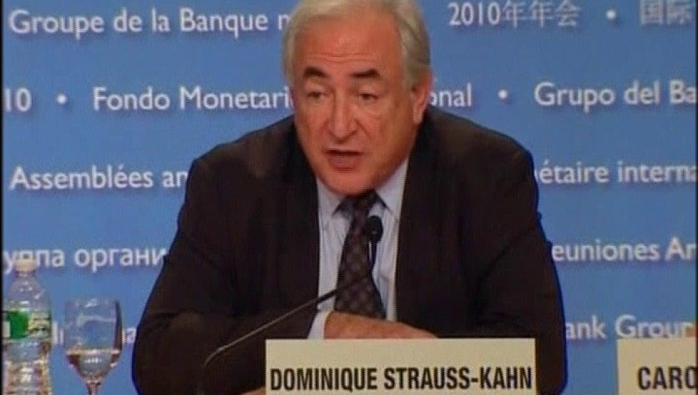 El FMI advierte de que toda una generación sufrirá el desempleo