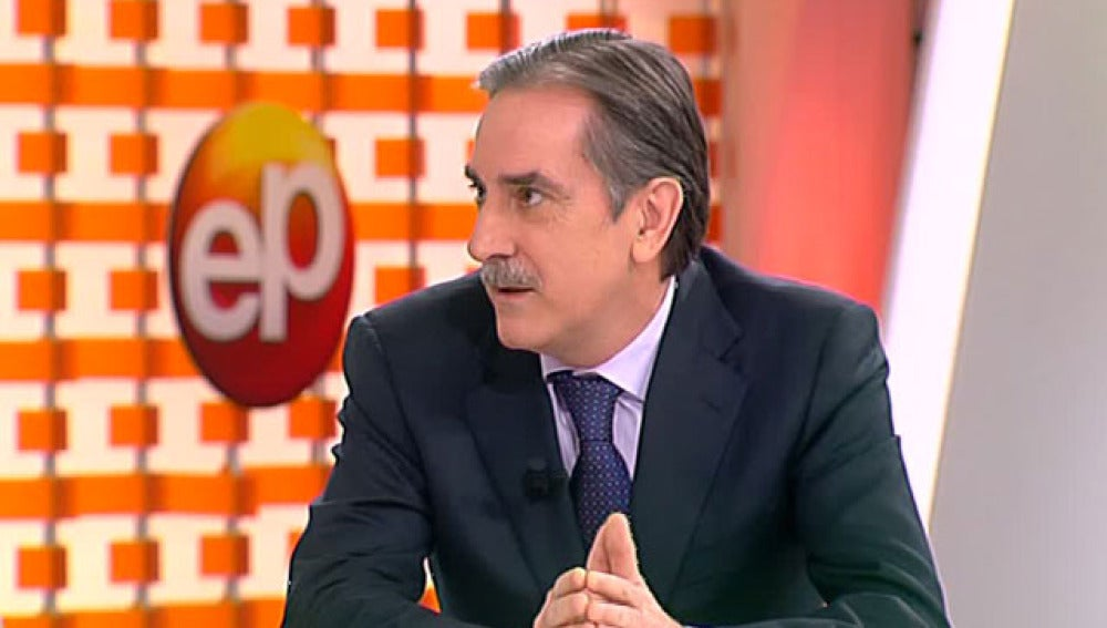 Valeriano Gómez en Espejo Público