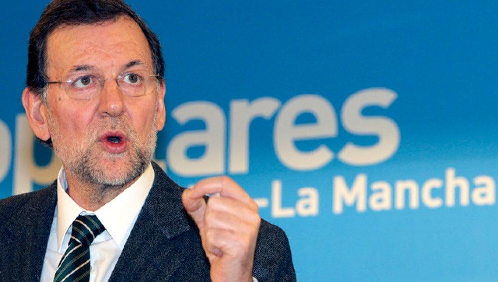 Rajoy, dispuesto a apoyar el pacto social de pensiones