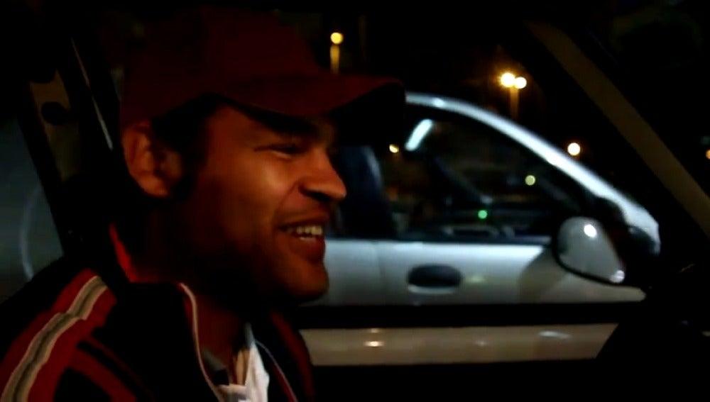 El taxista brasileño con la voz de Michael Jackson