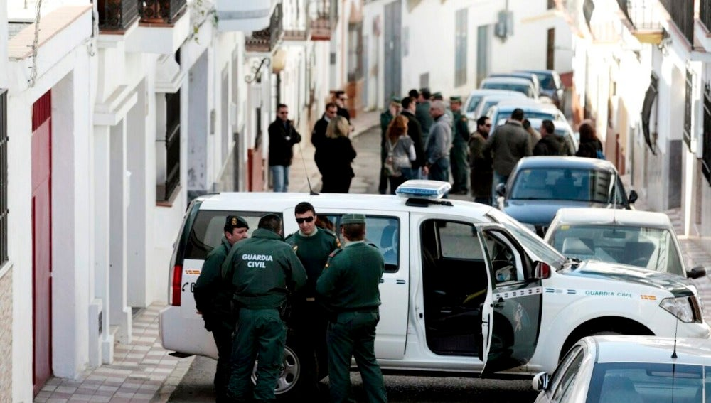Un menor ha sido detenido por la Guardia Civil en Arriate