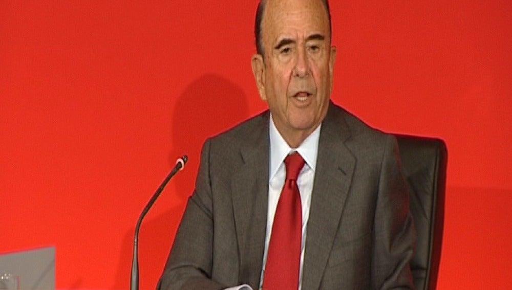El Grupo Santander ganó 8.181 millones de euros, un 8,5 % menos que en 2009