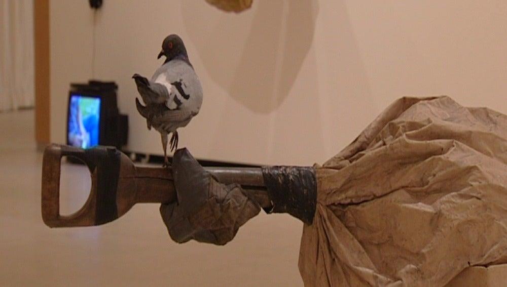 Exposición de Arte contemporánmeeo