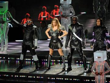 Black Eyed Peas en la Super Bowl
